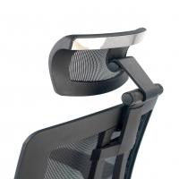 Upholstered Ergomax chair...