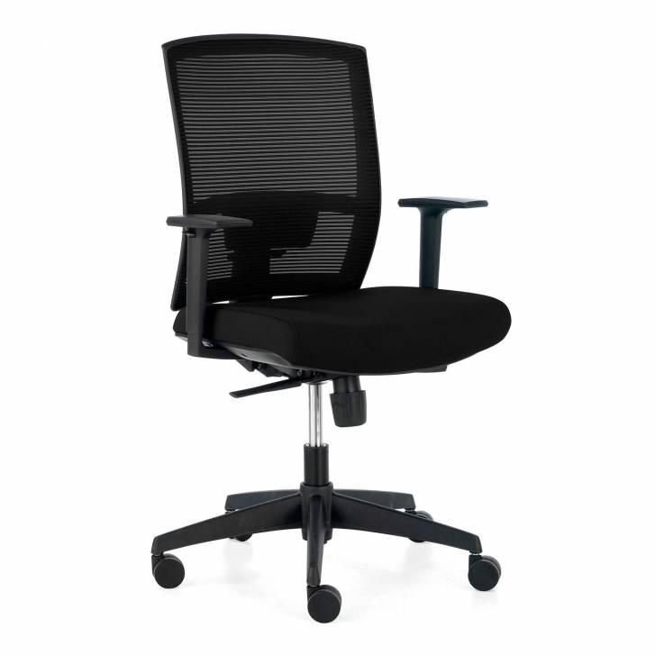 Kendo Stuhl schwarz