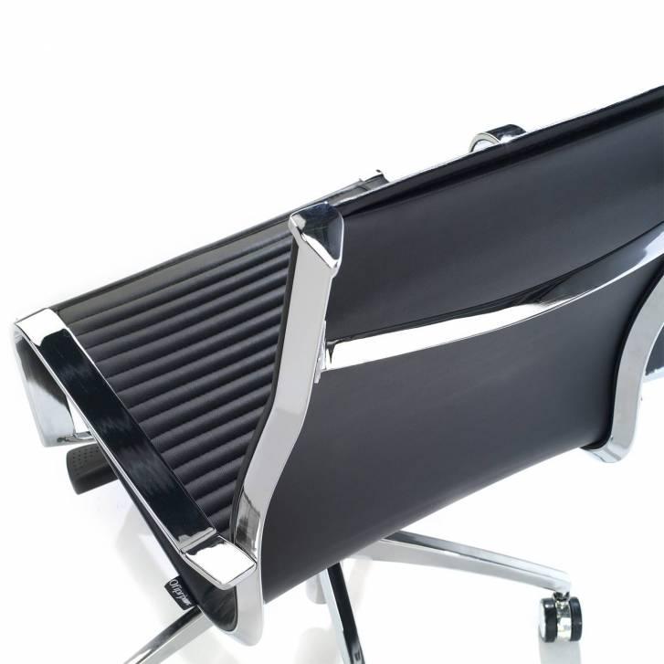 Croma Armchair High Black