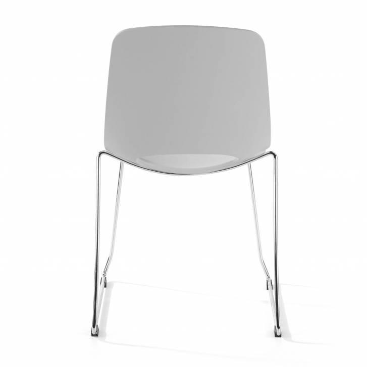 Joy Chair Cantilever Grey