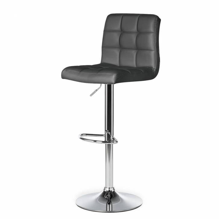 Eliot stool Lead Grey