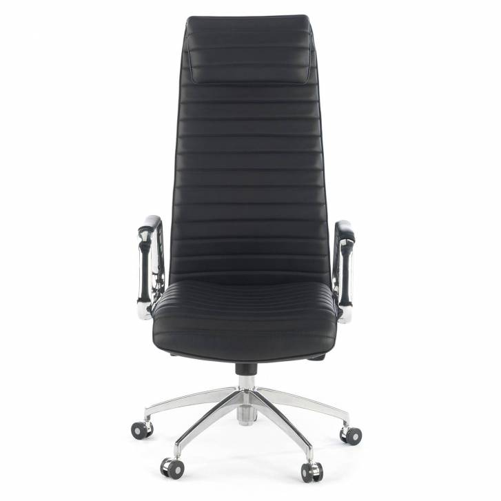 Jaguar Chair Ecoleather Black