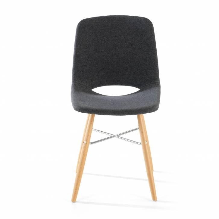 Joy Chair Wooden Legged...