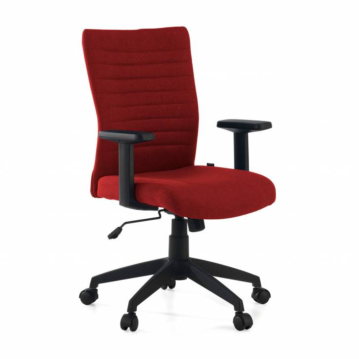 Arbeits-/Bürostuhl Parma rot