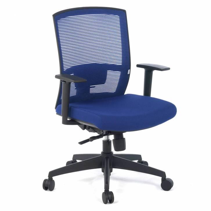 Kendo Stuhl blau