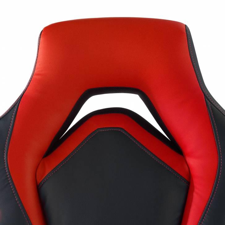 Silla Gaming Ak-Omega Rojo_1