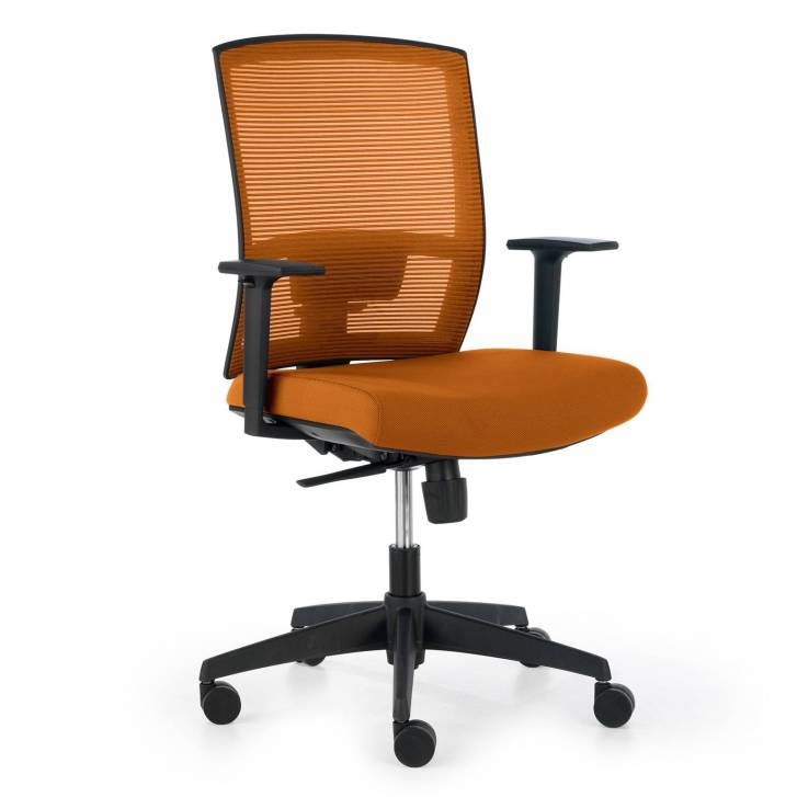 Kendo Chair Orange
