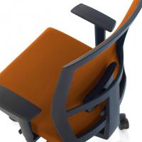 Kendo Stuhl orange