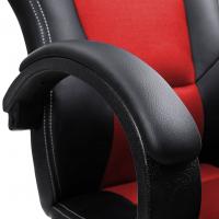Silla Gaming Racer Rojo_1
