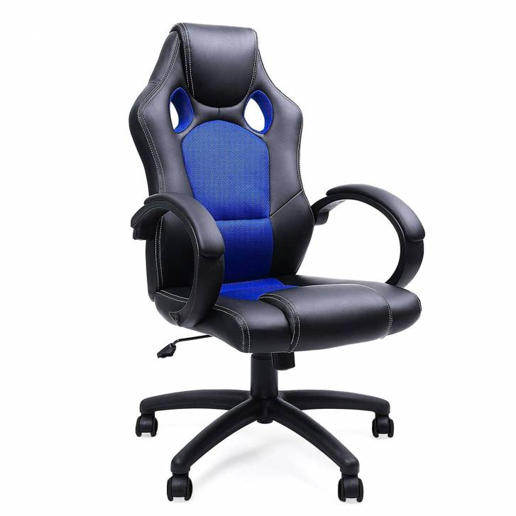 Racer Gaming Chair Blue