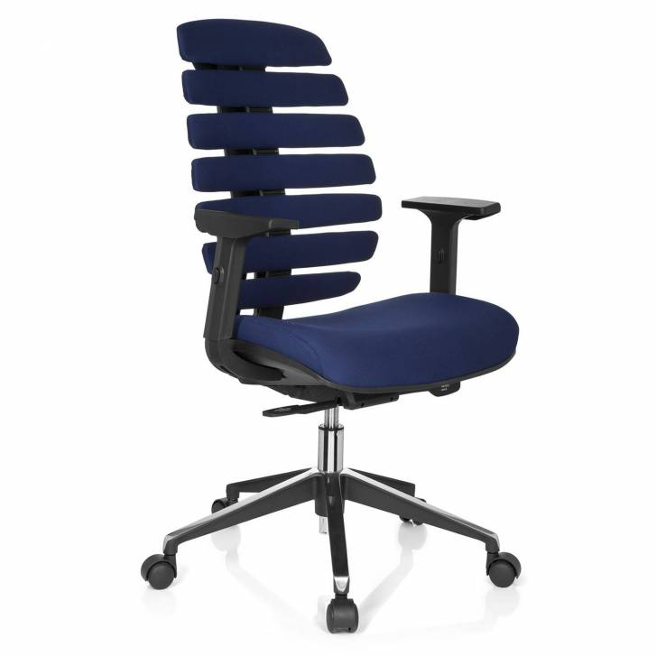 Spine Chair Blue