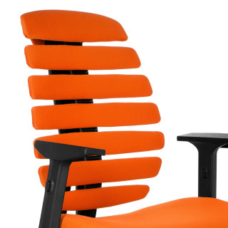 Spine Chair Orange