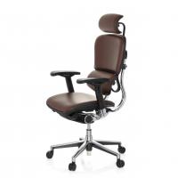 Keystone-Stuhl Leder mit...
