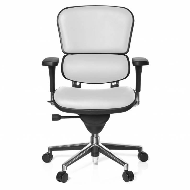 Keystone Chair Leather White
