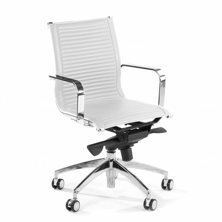 Croma Armchair Low White