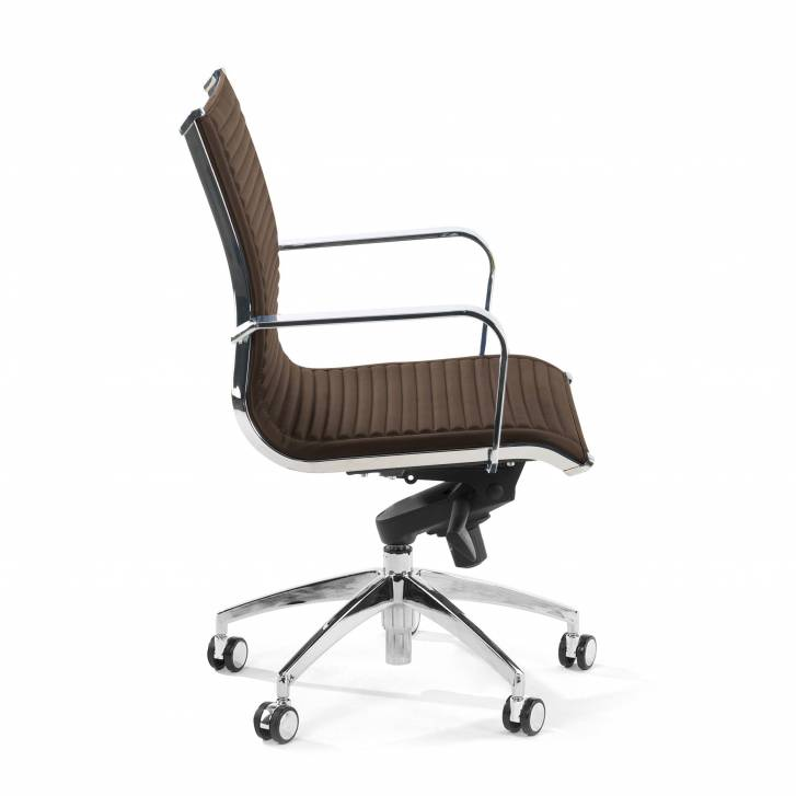 Croma Armchair Low Brown