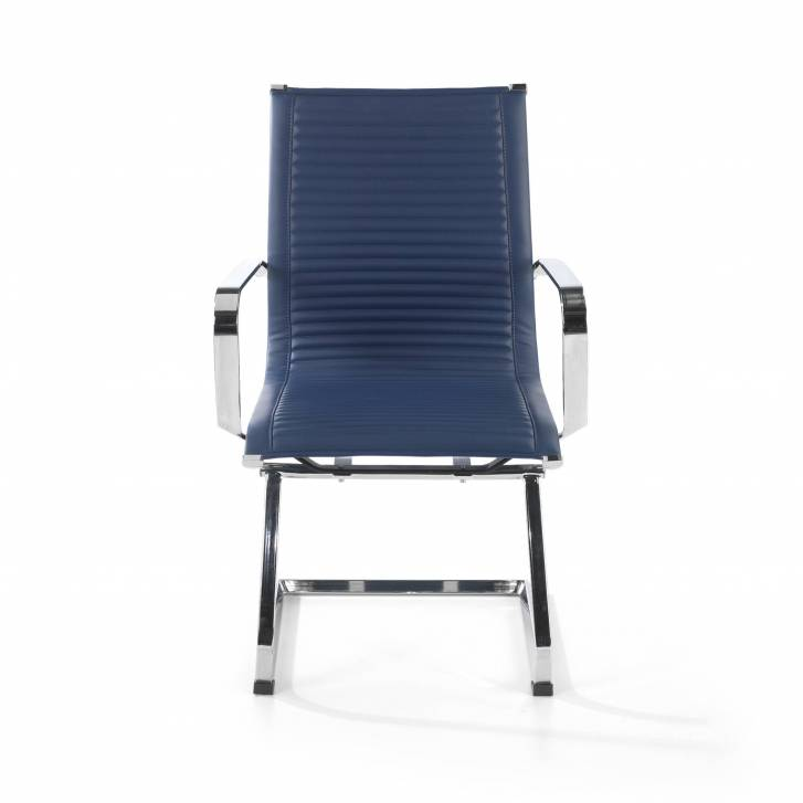Croma Armchair Cantilever Blue