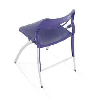 Arco Chair Blue