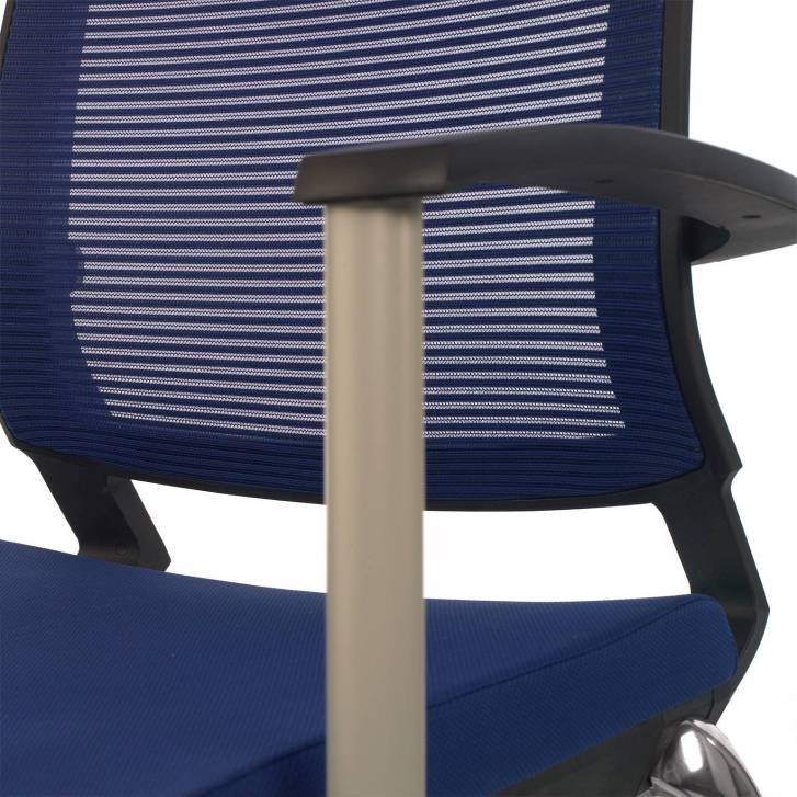 Maya Guest Chair Blue