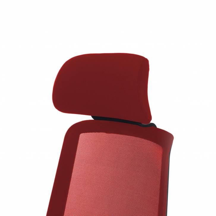 Belinda Chair Red