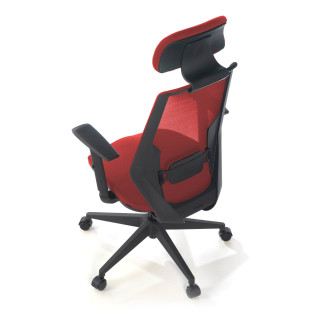 Belinda Chair Red