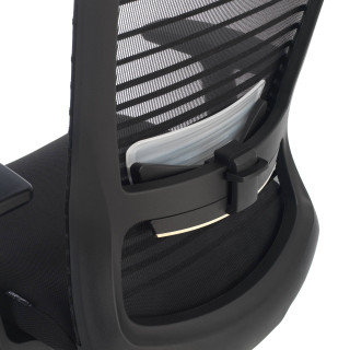 Tesla Chair Black