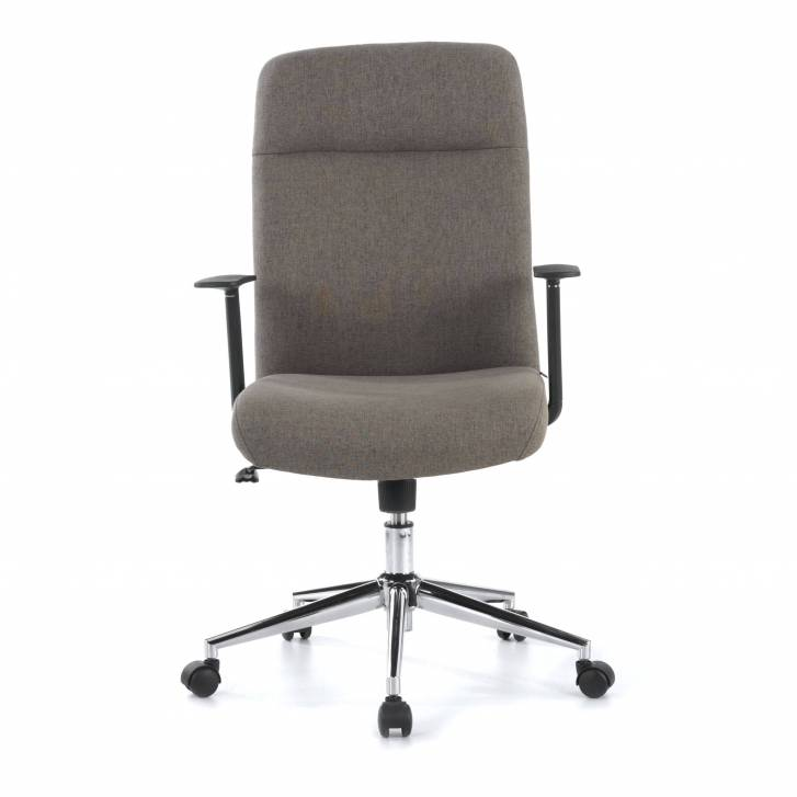 Smith Chair Grey Lead