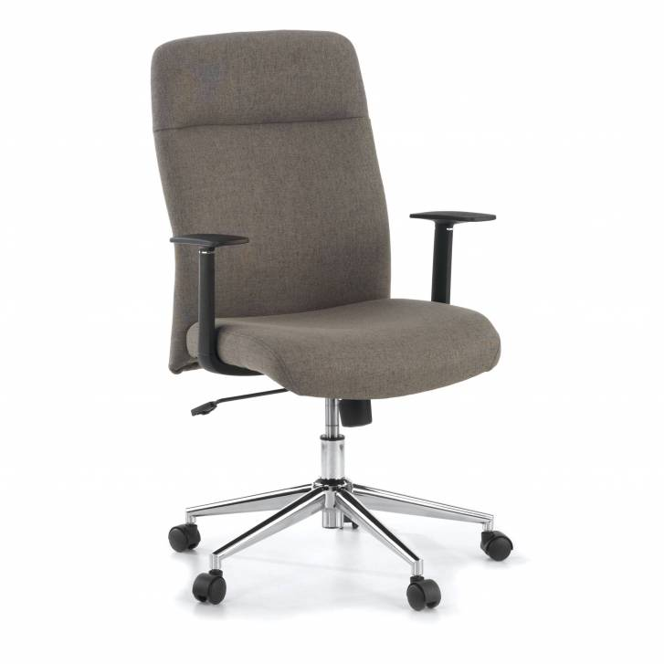 Smith Chair Grey Lead