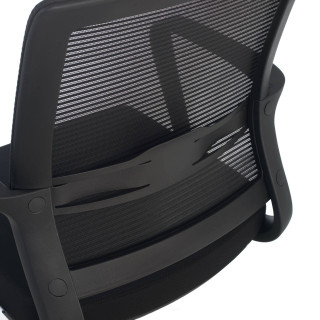 Eros Chair Black