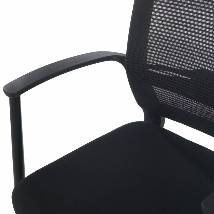 Diva Chair Cantilever Black