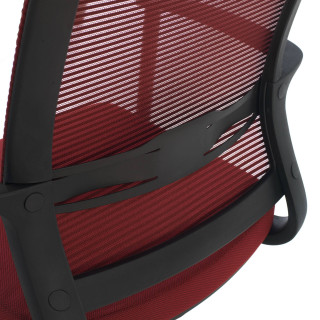 Diva Chair Cantilever Red