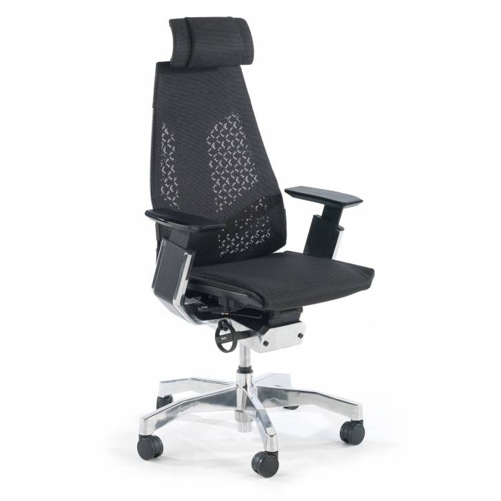 Genius Chair Black