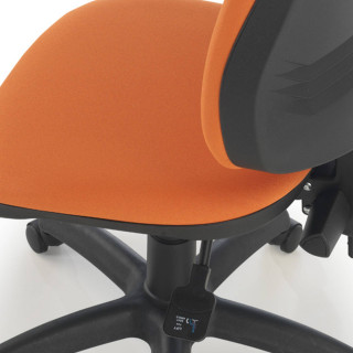 Eco2 Stuhl orange