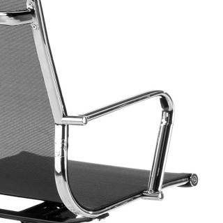 Spirit Chair Mesh High Black