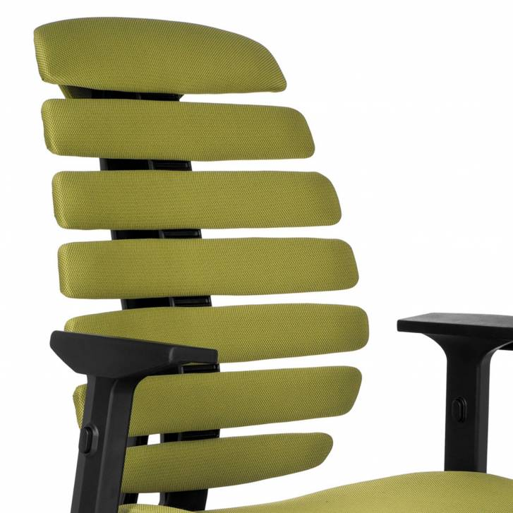 Spine Chair Green