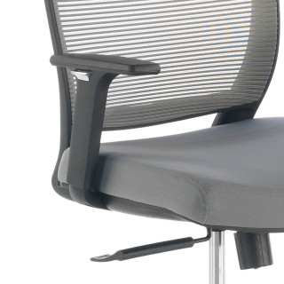 Nicole Chair Grey