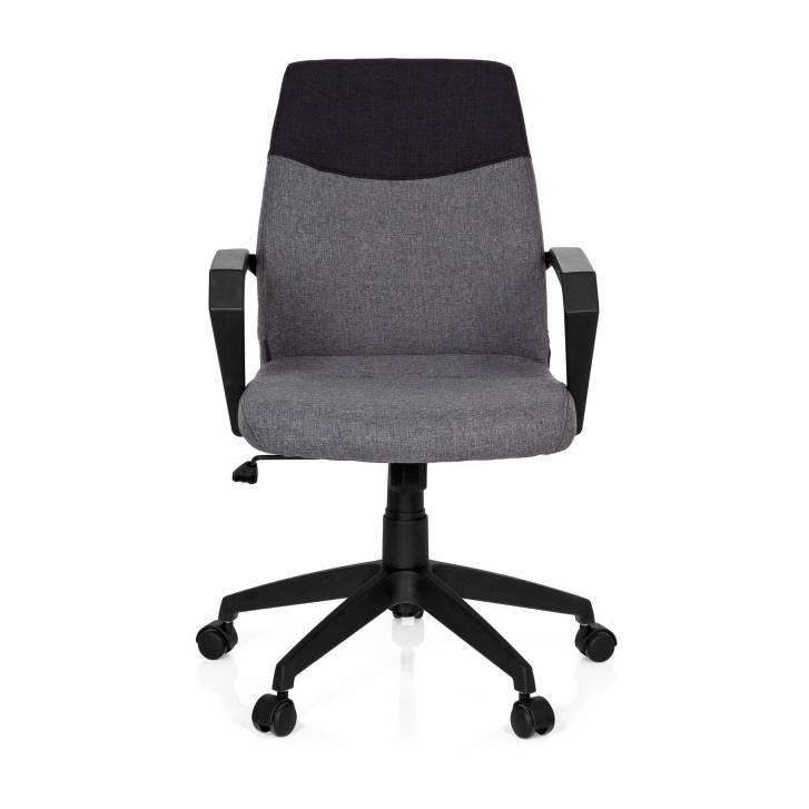 Aspen Chair Low Backrest Grey