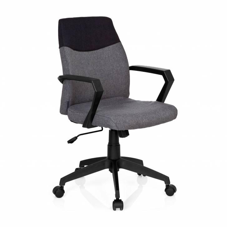 Aspen Stuhl mit niedriger Rückenlehne in grau