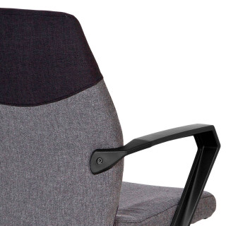 Aspen Chair Low Backrest Grey