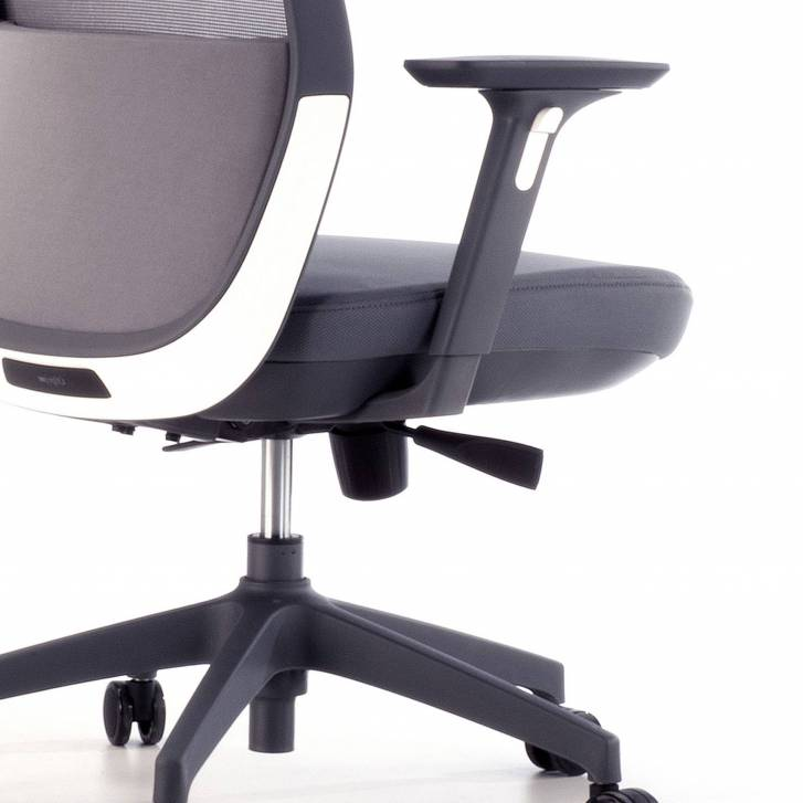 Wind Chair Mesh Grey