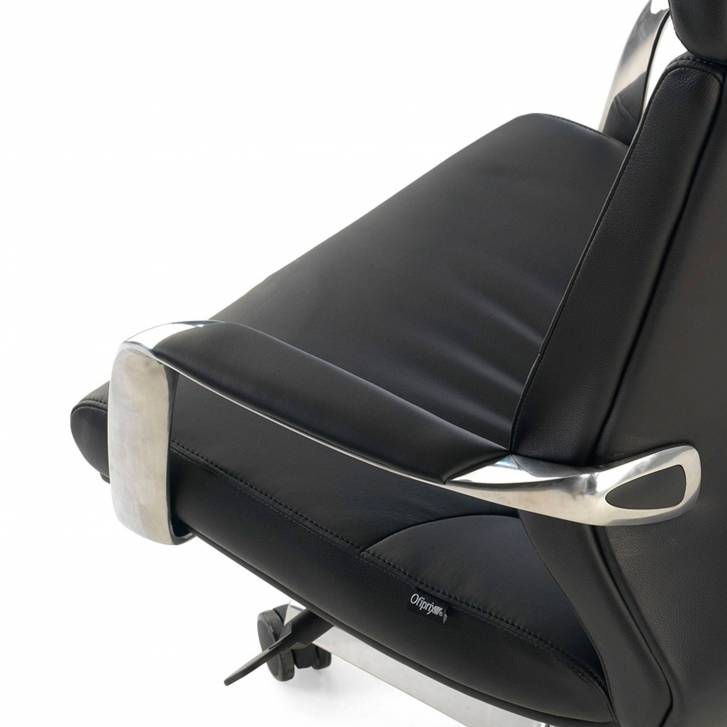 Domus Armchair Leather.