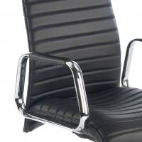 Jaguar Sessel, Leder, schwarz