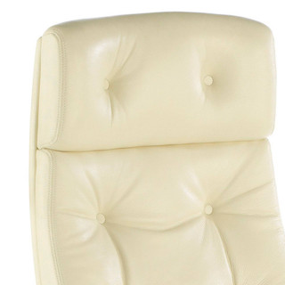 Chesterfield Armchair White