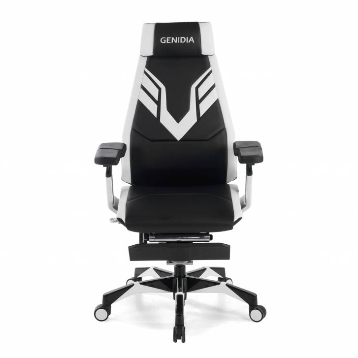 Genidia Gaming Chair White