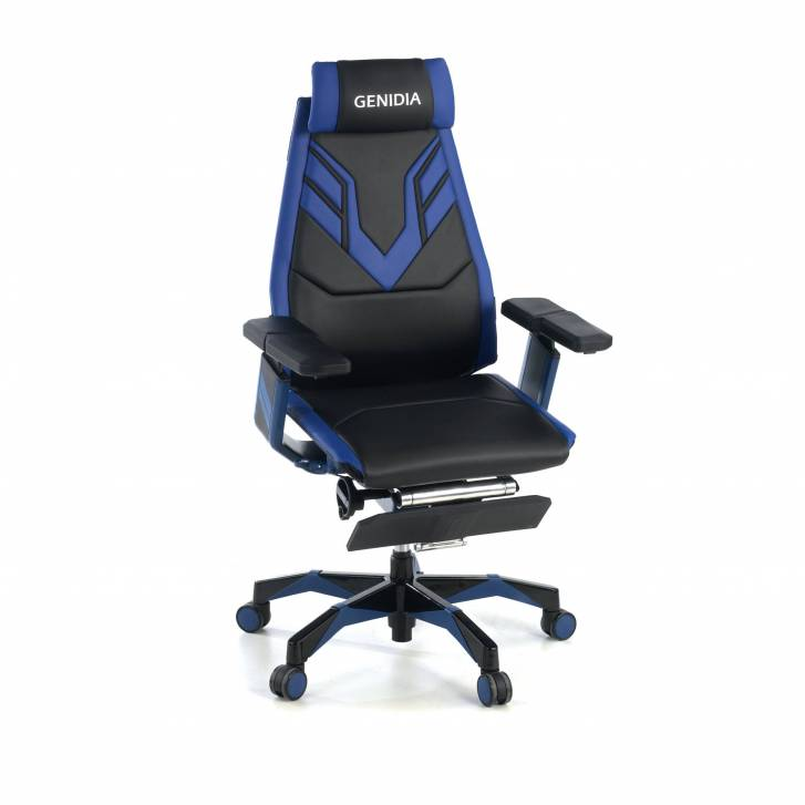 Warrior Gaming Chair Blue