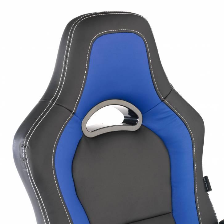 Silla Gaming Dakar azul_1