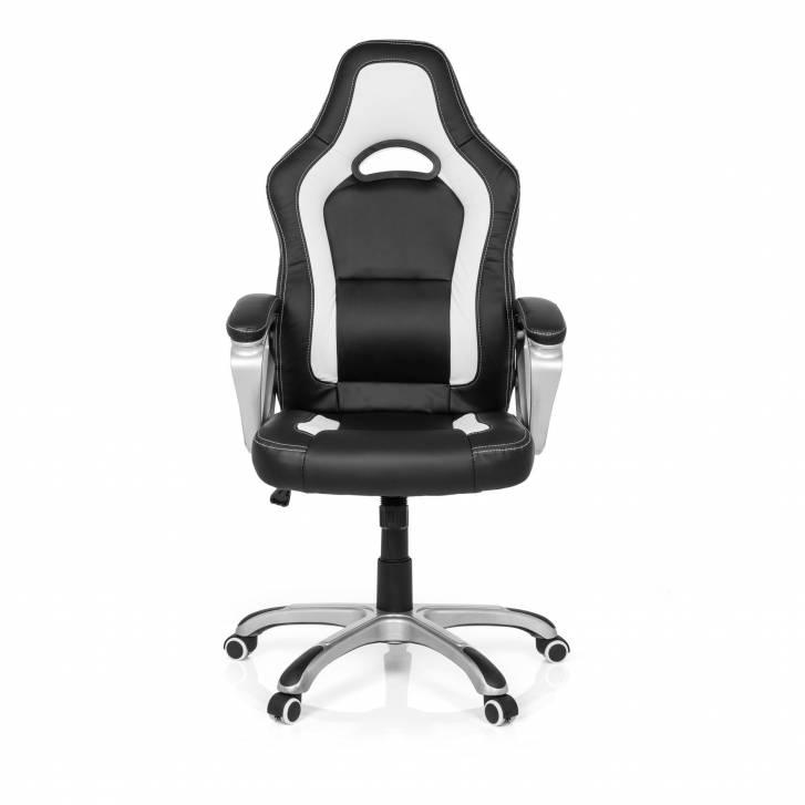 Dakar Gaming Chair White