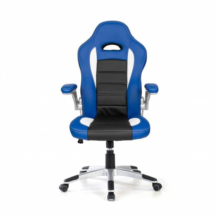 Lotus Gaming Chair Blue