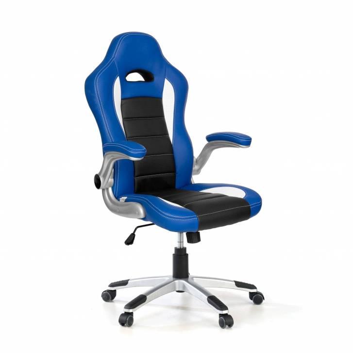 Gaming Stuhl Lotus blau