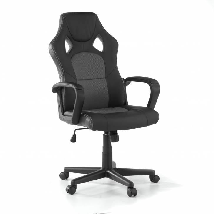 Montmeló Gaming Chair Grey
